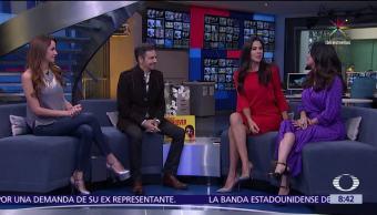 Salma Hayek, Eugenio Derbez, Como ser un latin lover, pelicula Como ser un latin lover