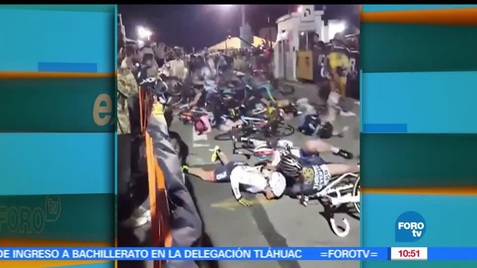 Accidente ciclista, Accidente en Brooklin, Accidente, Brooklin