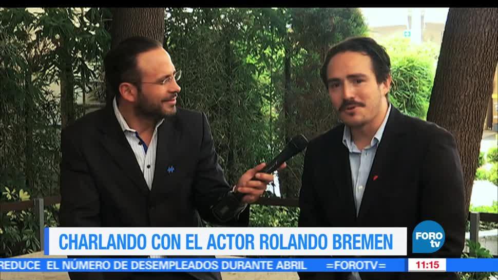 Ulises de la Torre, entrevista, actor Rolando Bremen, película