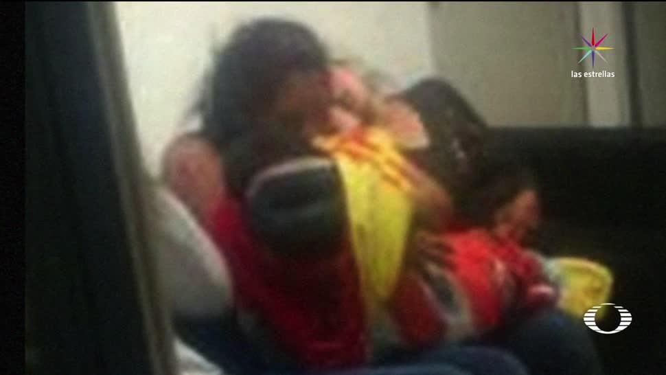 noticias, televisa news, Padre, familia atacada, Mexico-Puebla, asalto