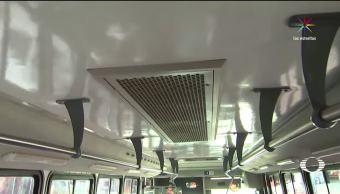 noticias, telvisa news, Multas, Sonora, autobuses, aire acondicionado