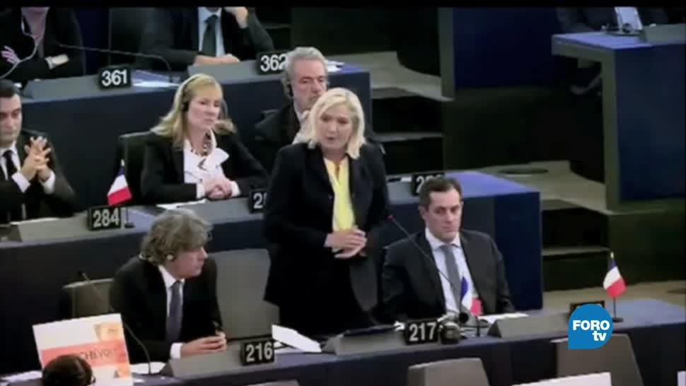 noticias, forotv, Francia, Marine Le Pen, elecciones, elecciones en francia