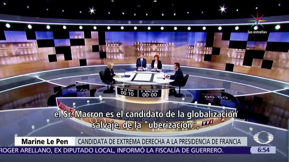 debate, Francia, voto, mayo, elección presidencial