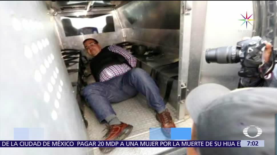 denuncia maltrato, cliente en Guatemala, agredido, celda