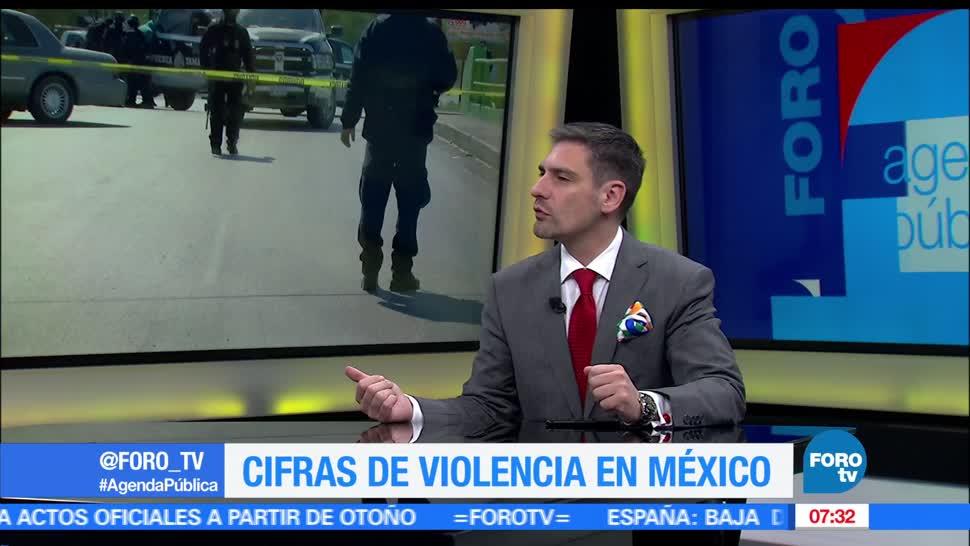 Francisco Rivas, Observatorio Nacional Ciudadano, primer trimestre, homicidios