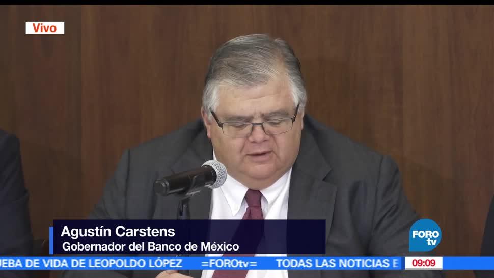 gobernador del Banco de México, Banxico, banco central,, Plataforma Nacional de Transparencia