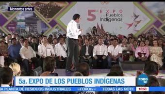 noticias, forotv, Osorio Chong, aboga, derechos, pueblos indigenas