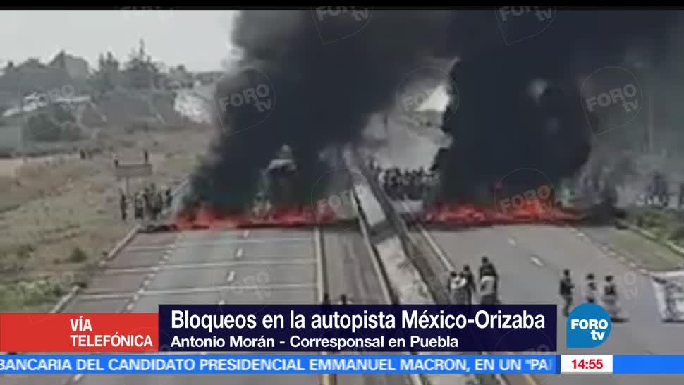 noticias, forotv, Primer dialogo. fracasa, liberar, Puebla-Orizaba