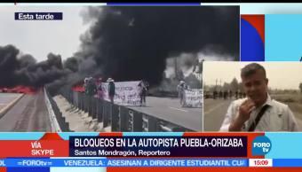 noticias, forotv, Bloque, Puebla-Orizaba, exigen, retiro de militares