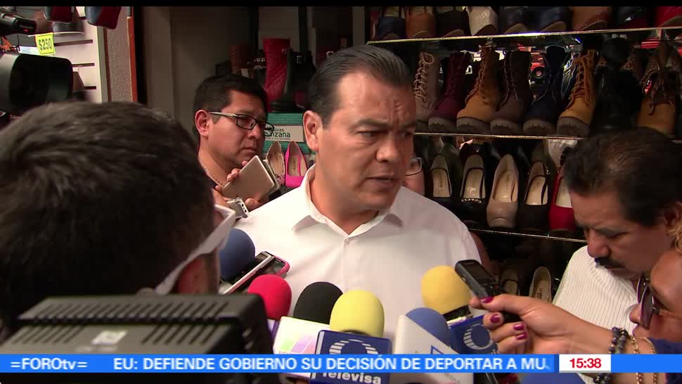 noricias, forotv, Juan Zepeda, construccion, drenaje profundo, PRD