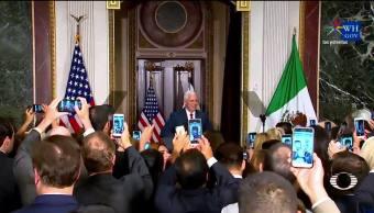 Celebracion, Festejo, 5 de mayo, Casa Blanca, Trump, Mike Pence