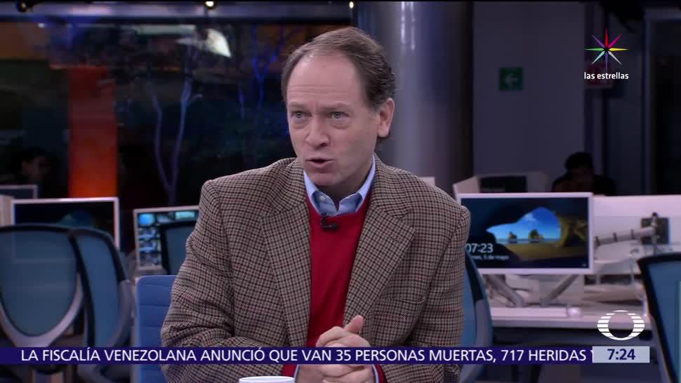 Reporte Trump, Guerra contra los medios, Javier Tello, medios de comunicación