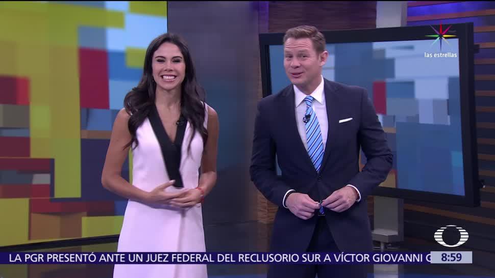 Al aire con Paola Rojas, Paola Rojas, Noticias, Noticieros Televisa