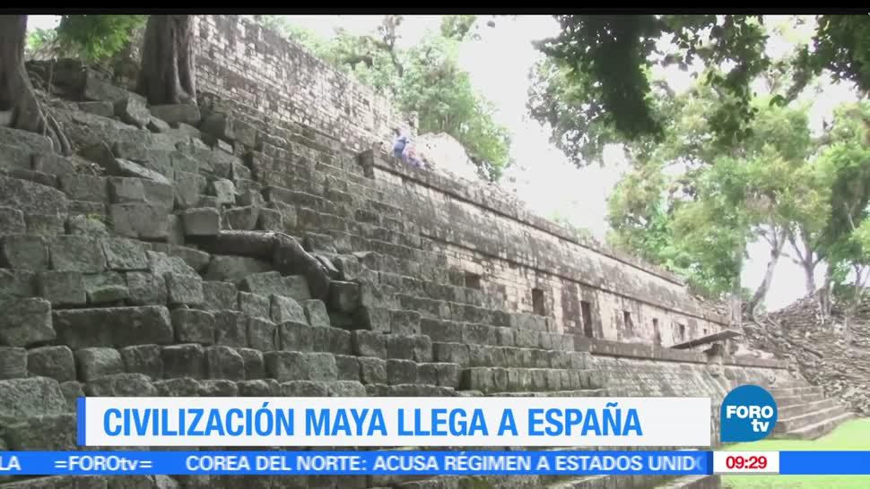 NotasCuriosasdeME, civilización Maya, España, el enigma de las ciudades perdida