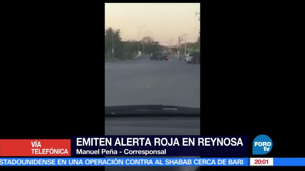 noticias, forotv, violencia, Reynosa, tamaulipas, codigo rojo