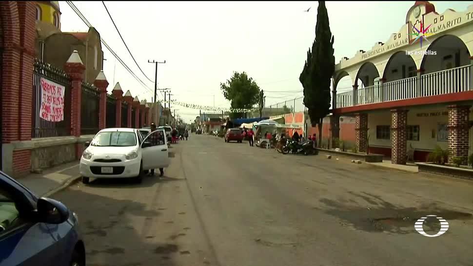 Noticias, televisa news, Palmarito, relativa tranquilidad, enfrentamientos, soldados