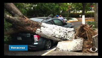 Noticias, Televisa News, Turbonada, impacta, sur del pais, intensos vientos