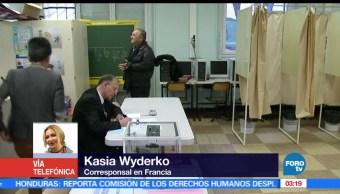 próximo presidente, estado de emergencia, nueva época, Francia, elecciones