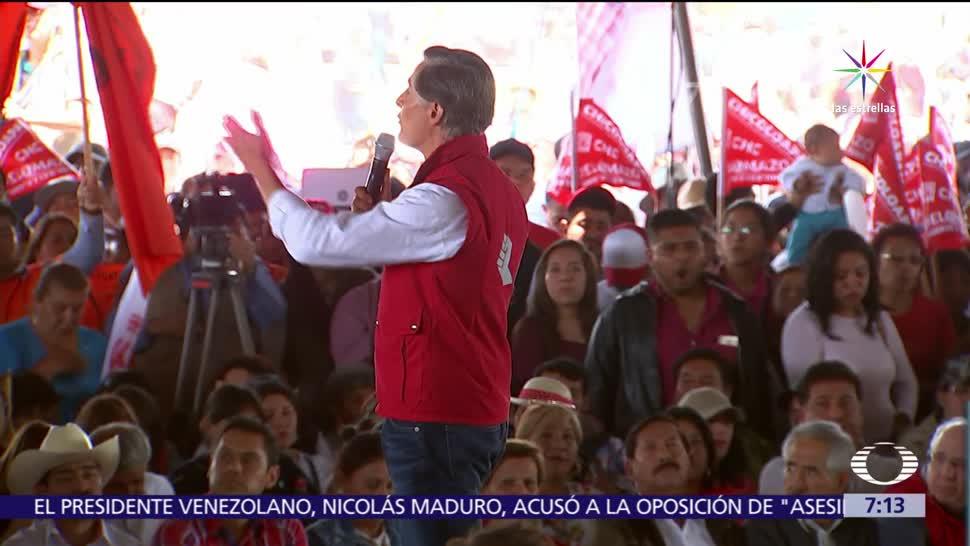 candidatos, gobierno, Estado de México, alianzas, corrupción, desempleo
