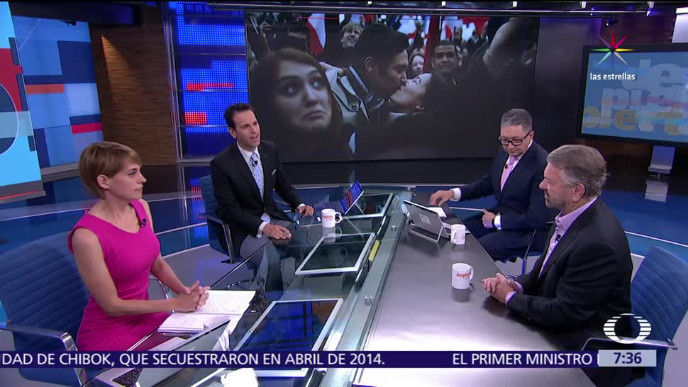 analista, Jorge Castañeda, Despierta con Loret, Macron