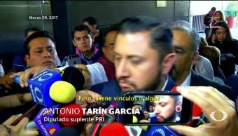 noticias, televisa news, Detienen, diputado suplente, PRI, Antonio Tarin