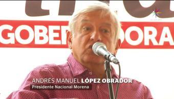 noticias, televisa news, AMLO, partidos de izquierda, declinen, Morena
