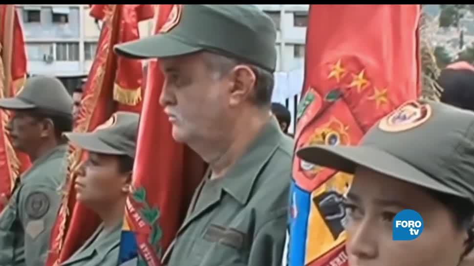 noticias, forotv, Venezuela, paramilitares, crisis, protestas masivas
