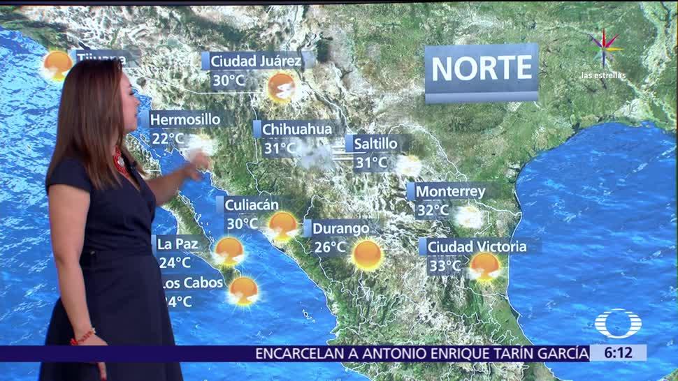 zona de inestabilidad, Guerrero, potencial ciclónico, clima, condiciones climatologicas