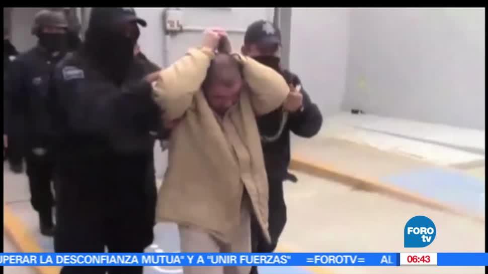 audiencia, caso de Joaquín 'El Chapo' Guzmán, aislado, máxima seguridad