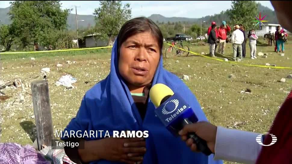 noticias, televisa news, Tragedia, pirotecnia, Puebla, mueren 14 personas