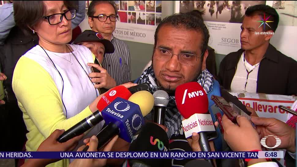 43 normalistas, normalistas de Ayotzinapa, Secretaría de Gobernación, Segob