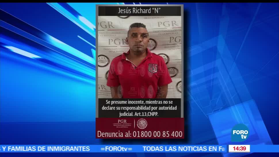 noticias, forotv, Detienen, Cuernavaca, presunto homicida, requerido en EU