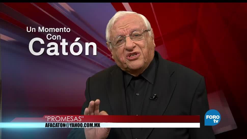 Un momento. Caton, Armando Fuentes, 10 de mayo, Entretenimiento, Politica