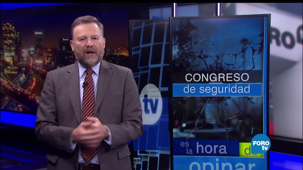 Congreso, Seguridad, John Bailey, Proximidad, Social,