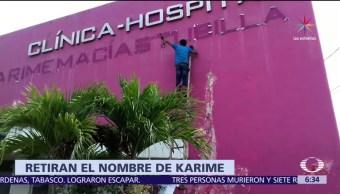 letrero, exgobernador de Veracruz, Javier Duarte, Villa Allende, Veracruz