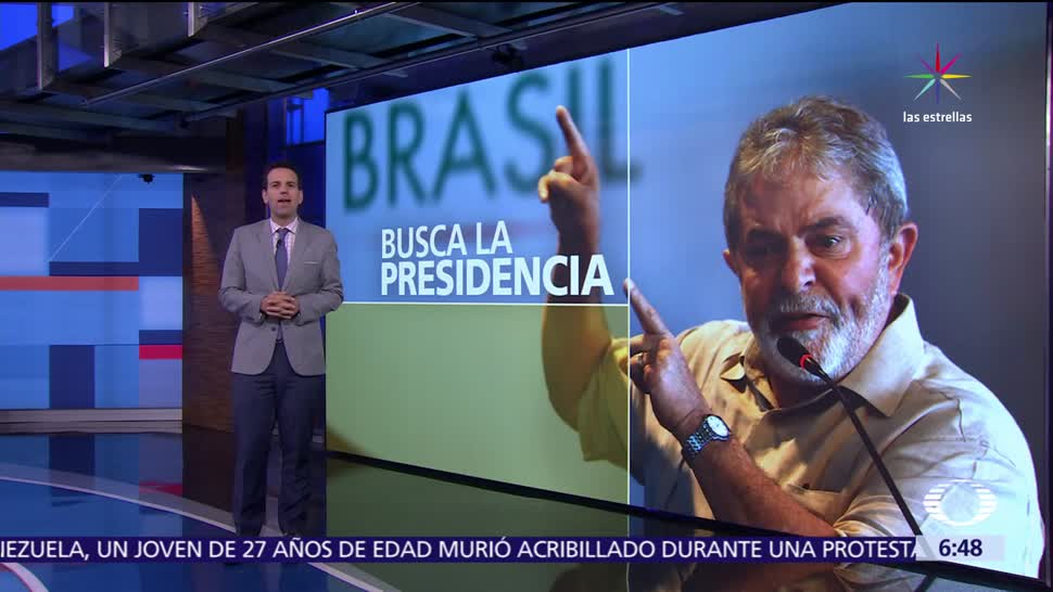 Luiz Inácio Lula da Silva, presidente de Brasil, culpable, corrupción