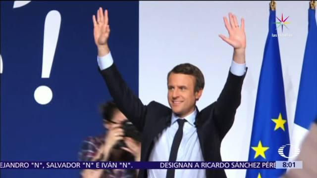 Macron, Marine Le Pen, elección presidencial, presidente