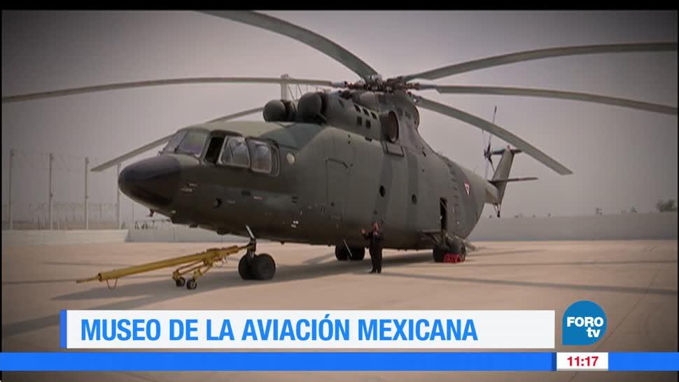 Eduardo Saint Martin, reportaje, Museo de la Aviación Mexicana, segunda parte