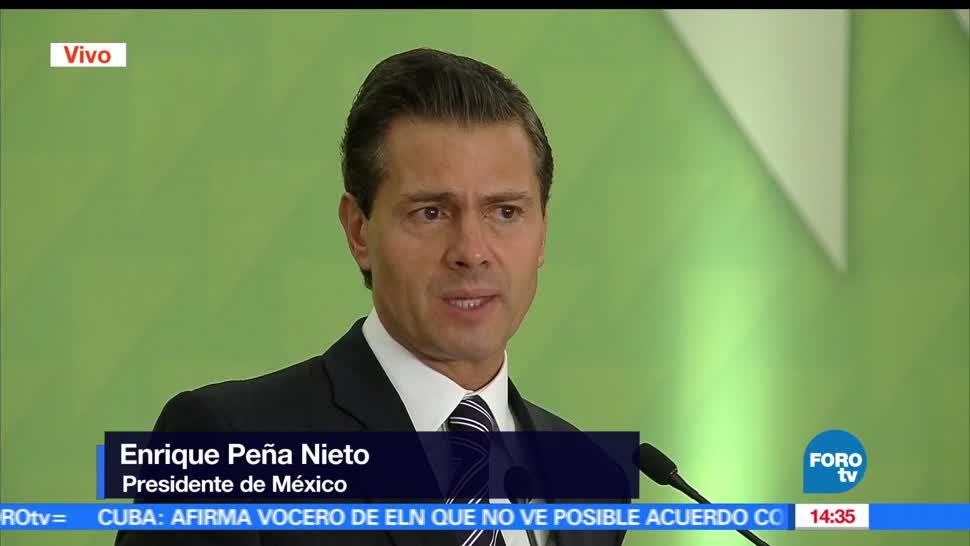 noticias, forotv, EPN, encabeza sesion, Consejo Mexicano de Negocios, Negocios