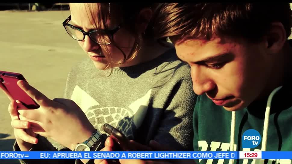 noticias, fortv, Pros y contras, telefonos inteligentes, adolescentes, celulares