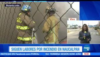 noticias, forotv, Remueven, escombros, incendio, Casino de Naucalpan