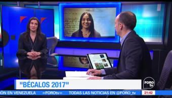 Bécalos, beneficiado, 267 mil, mexicanos, Fundación Televisa, Alicia Lebrija