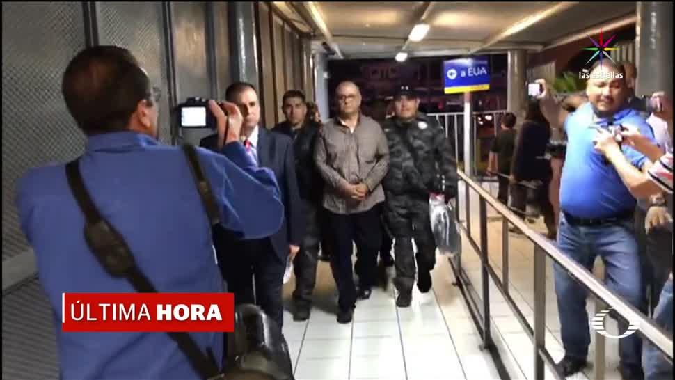 Interpol, detiene, exfuncionario, Padrés, Sonora, exdirector de Auditoría Fiscal