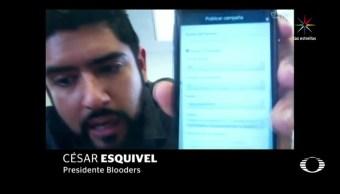 App, Aplicación, conecta, donadores, sangre, hospitales