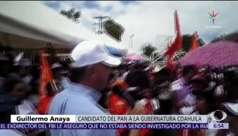 Candidato, PAN, Coahuila, contrincantes
