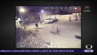 Palmarito, Cámaras de video, huachicoleros, enfrentamiento