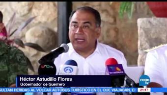 Presentan, resultados, operativo, seguridad, Guerrero, Tierra Caliente