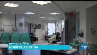 procesos legales, realizar, muerte, asistida, Arturo Cossío, Derechos