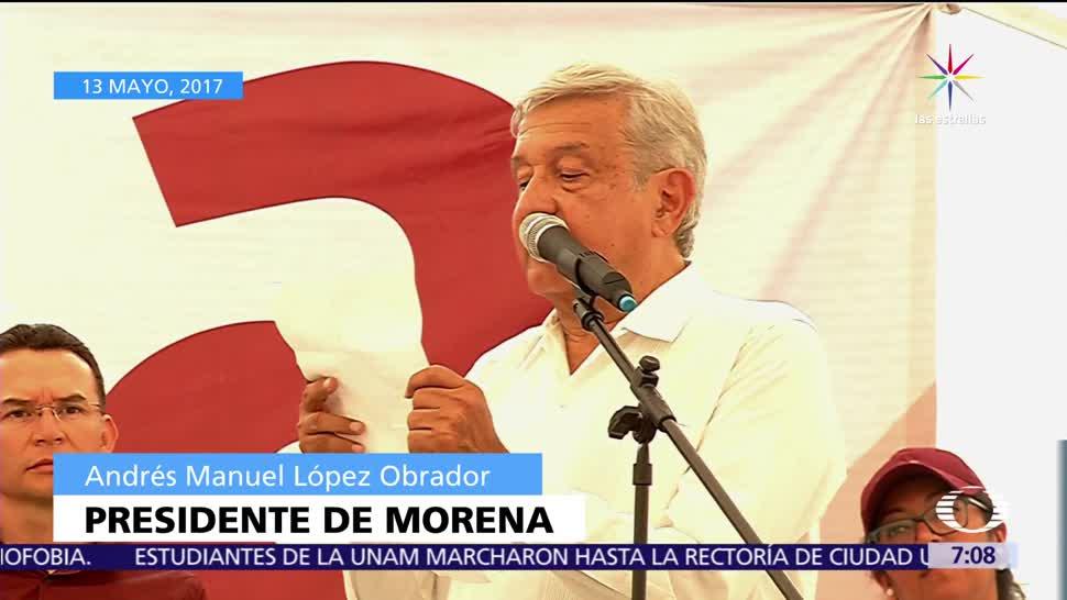 Andrés Manuel López Obrador, órdenes a soldados, problema social, fuerza