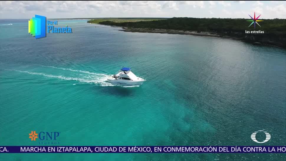 playas de Cuba, costa, Por el Planeta, Noticieros Televisa